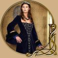 Replicas - The Tudors - Catherine of Aragon Dress